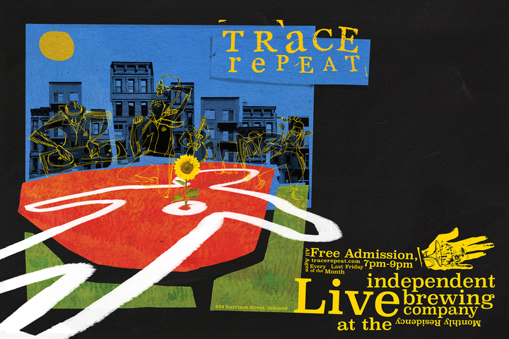 Trace Repeat @ Independent Brewing Company - Oakland, CA