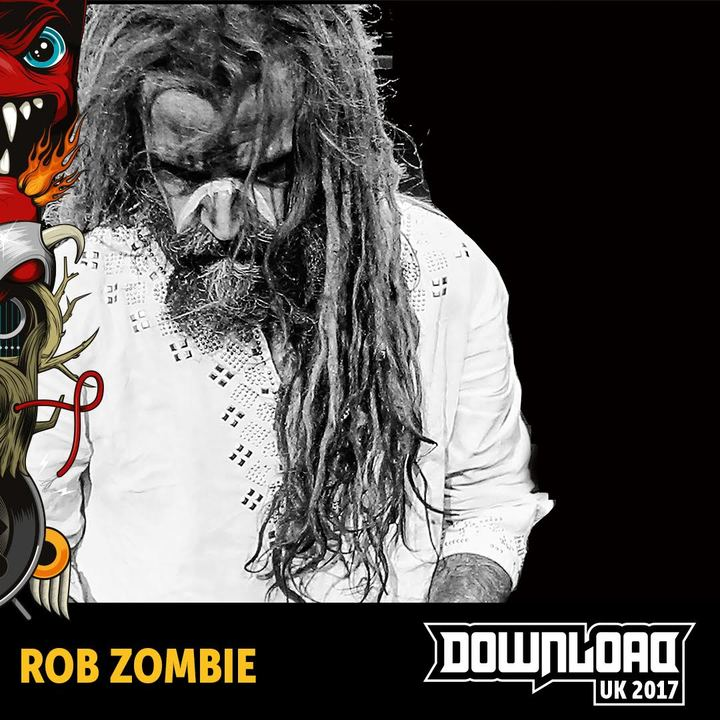 Rob Zombie @ Download Festival (9-11 June) - Donington, United Kingdom