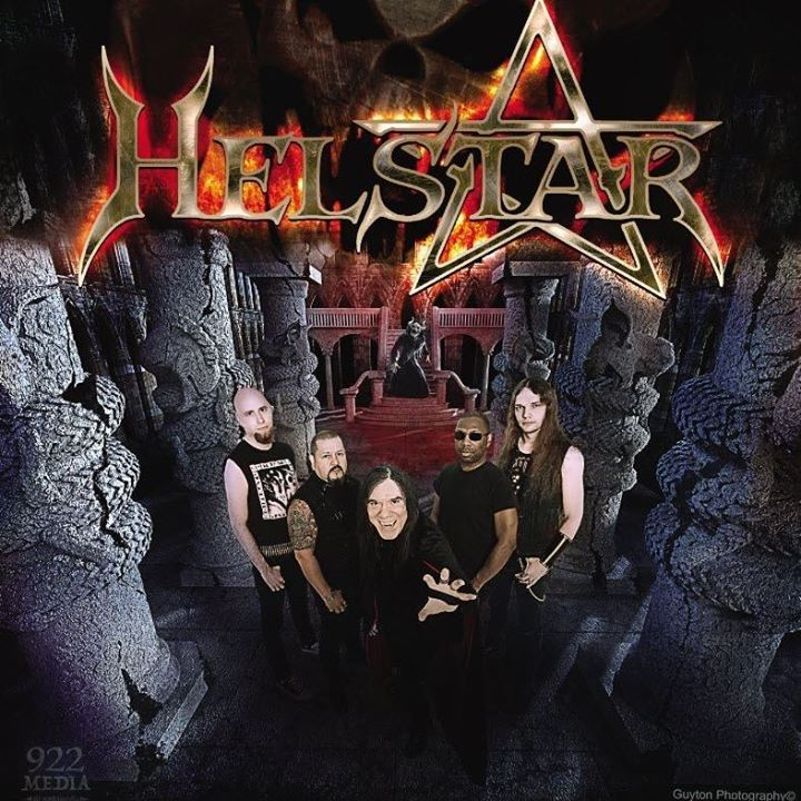 Helstar @ Tomcat's West - Fort Worth, TX