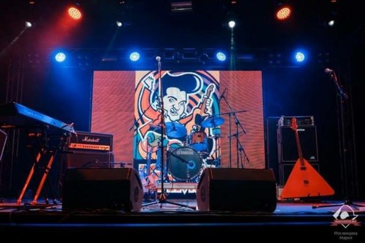Red Elvises @ Havana Club  - Tel Aviv-Yafo, Israel