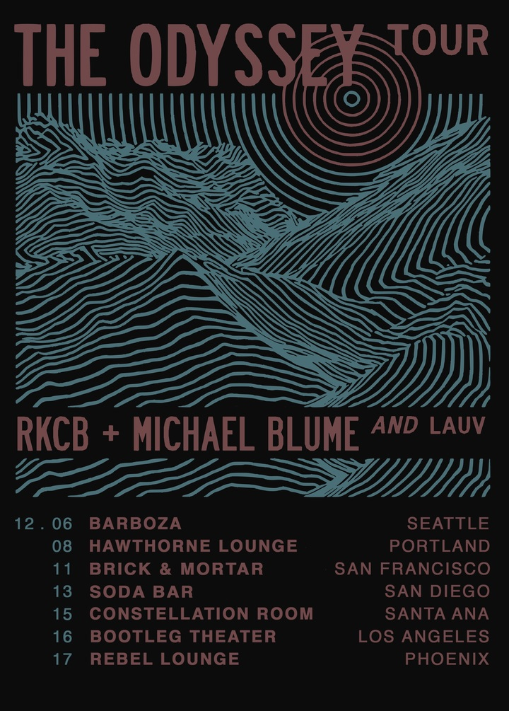 Michael Blume @ barboza - Seattle, WA