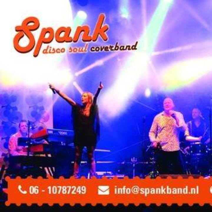 Spank Tour Dates
