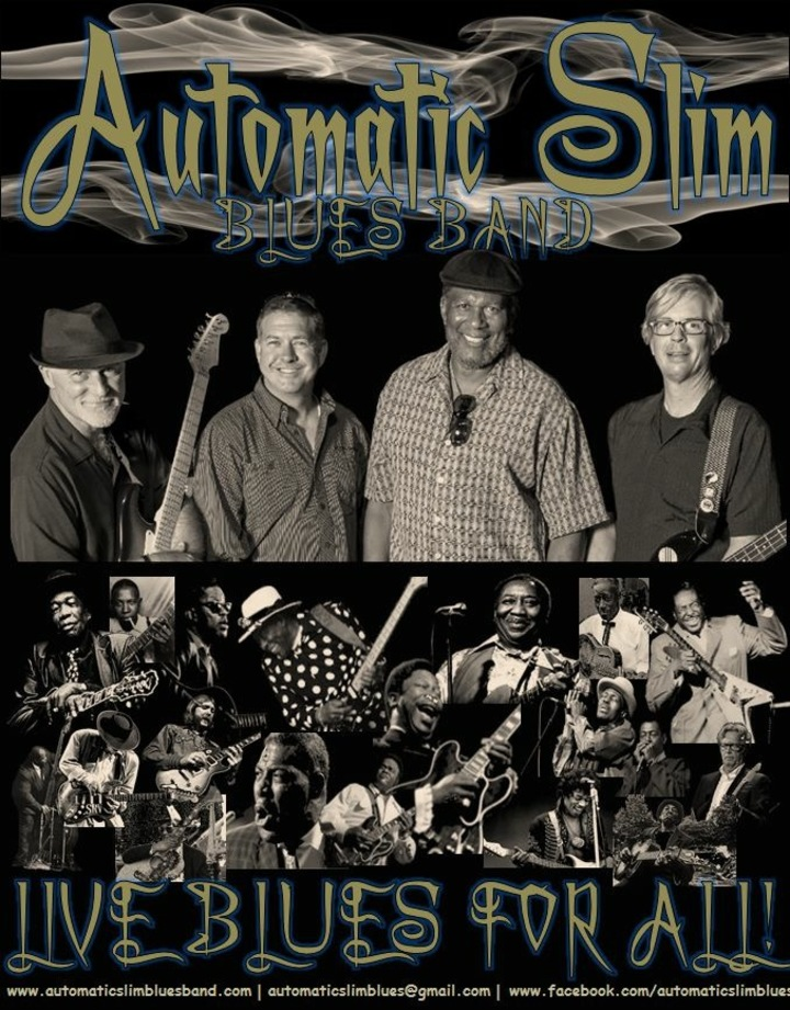 Automatic Slim Blues Band @ Courtyard Alabaster - Alabaster, AL