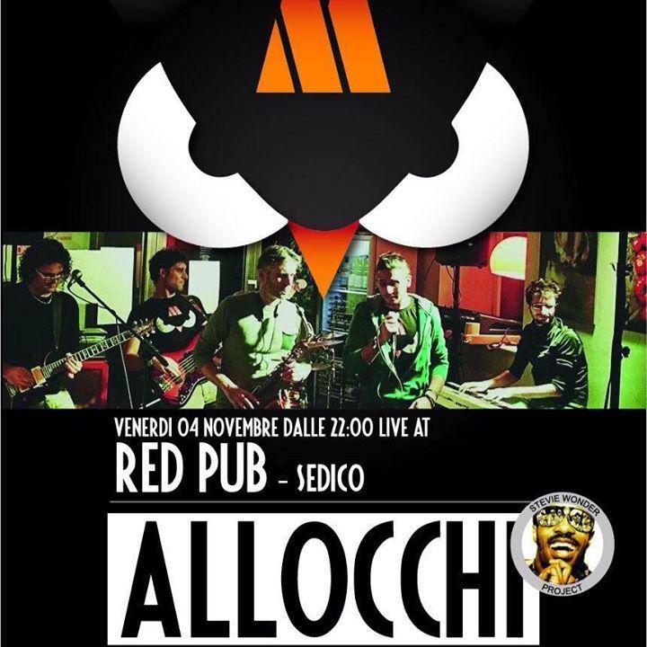 Allocchi COL Cappotto Tour Dates