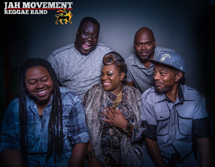 Jah Movement Reggae Band @ The Gator Club - Sarasota, FL