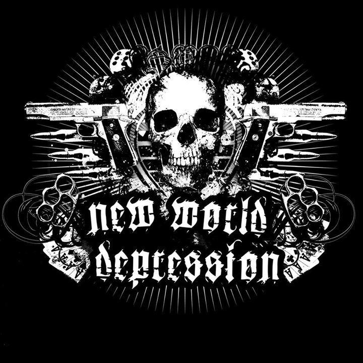 New World Depression Tour Dates