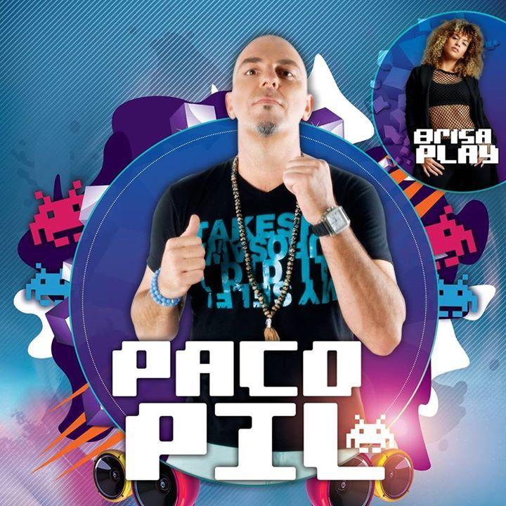 Paco Pil (face-Official) Tour Dates