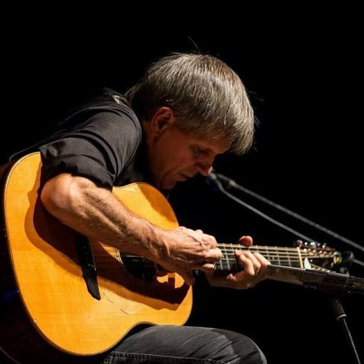 Neil Jacobs - World 12 String Guitar Tour Dates