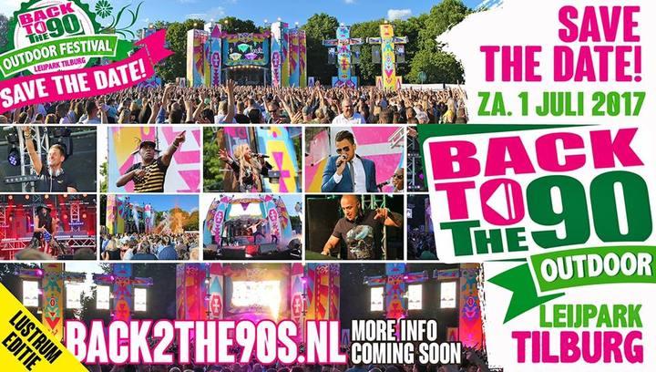DJ Sash @ Leijpark - Tilburg, Netherlands