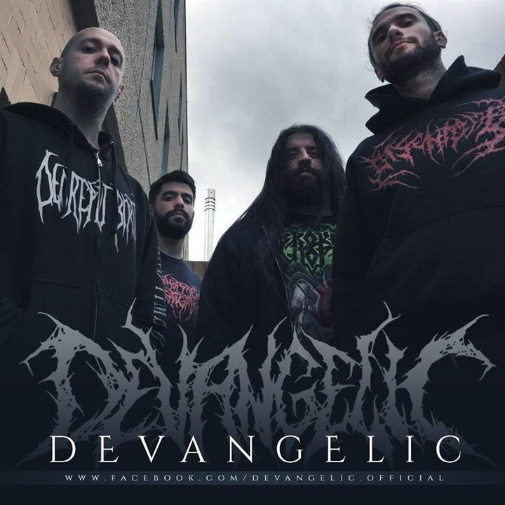 DEVANGELIC  Tour Dates