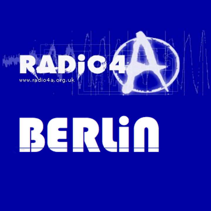 Markus Saarländer @ Radio 4A - Brighton, United Kingdom