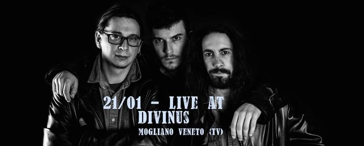 Gas @ Divinus - Mogliano Veneto, Italy