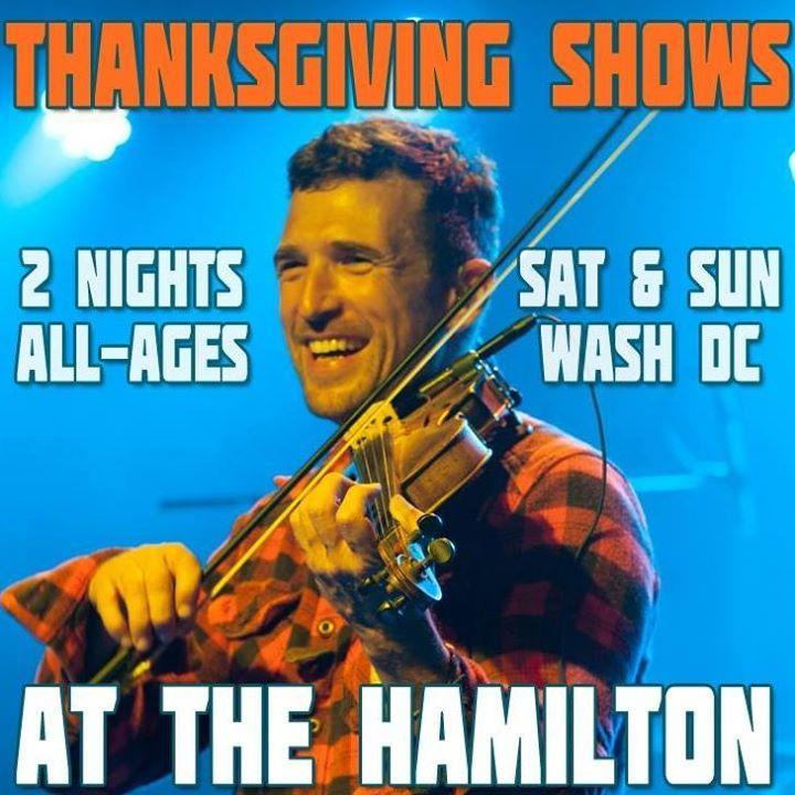 Scythian @ The Hamilton - Washington, DC