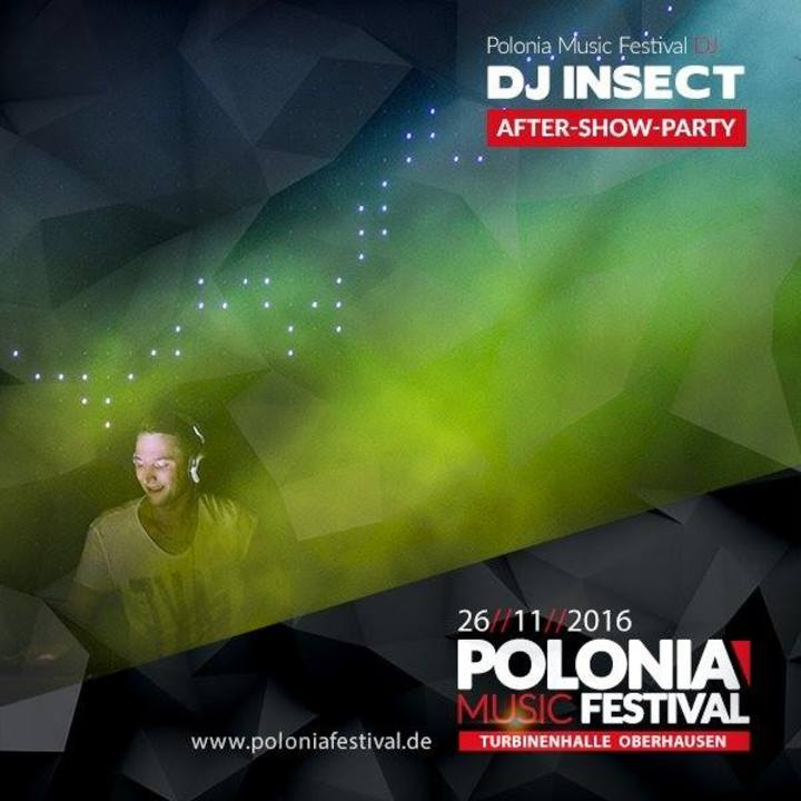 DJ InSeCT Tour Dates