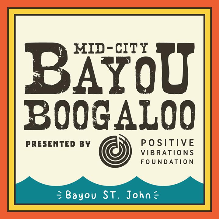 Bayou Boogaloo Music Festival Tour Dates