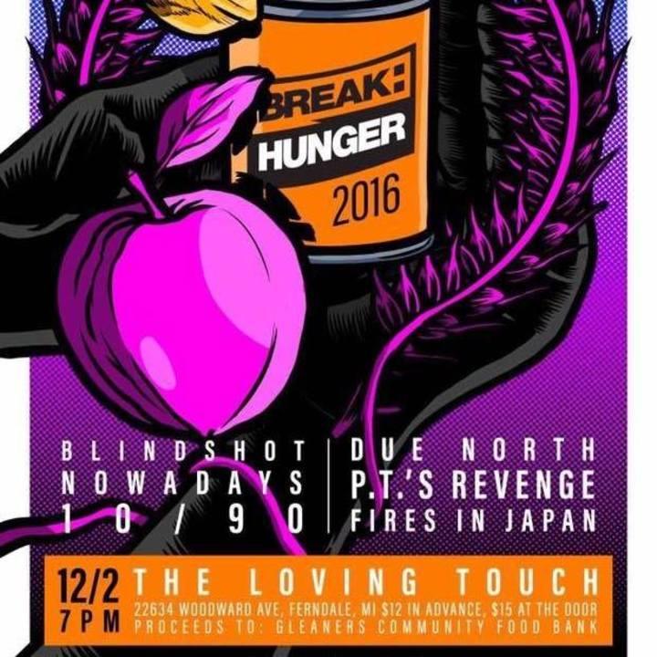 P.T.'s Revenge Tour Dates
