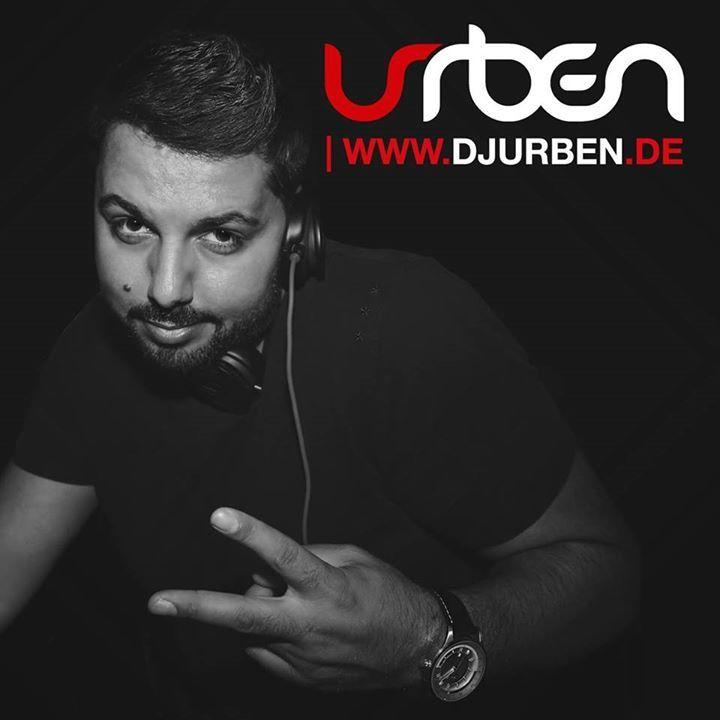 DJ Urben Tour Dates