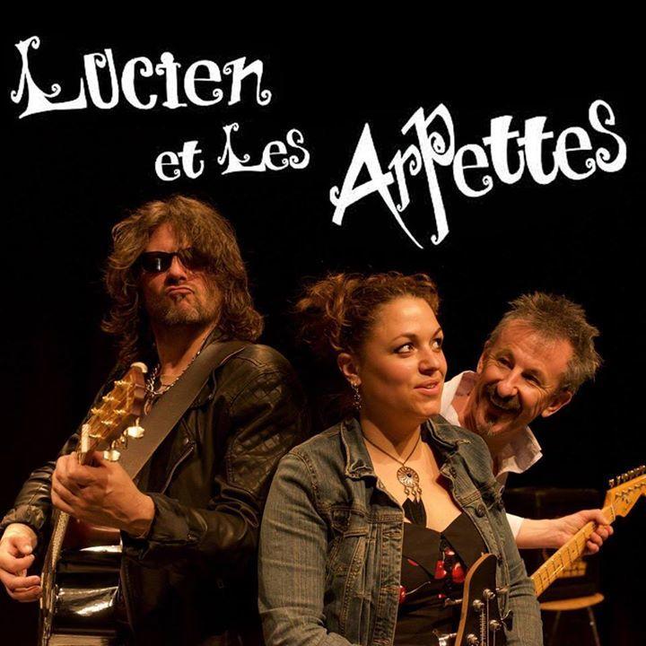 Lucien Et Les Arpettes Tour Dates