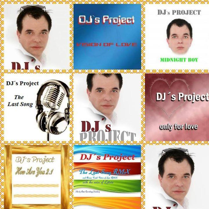 DJ´s Project Tour Dates
