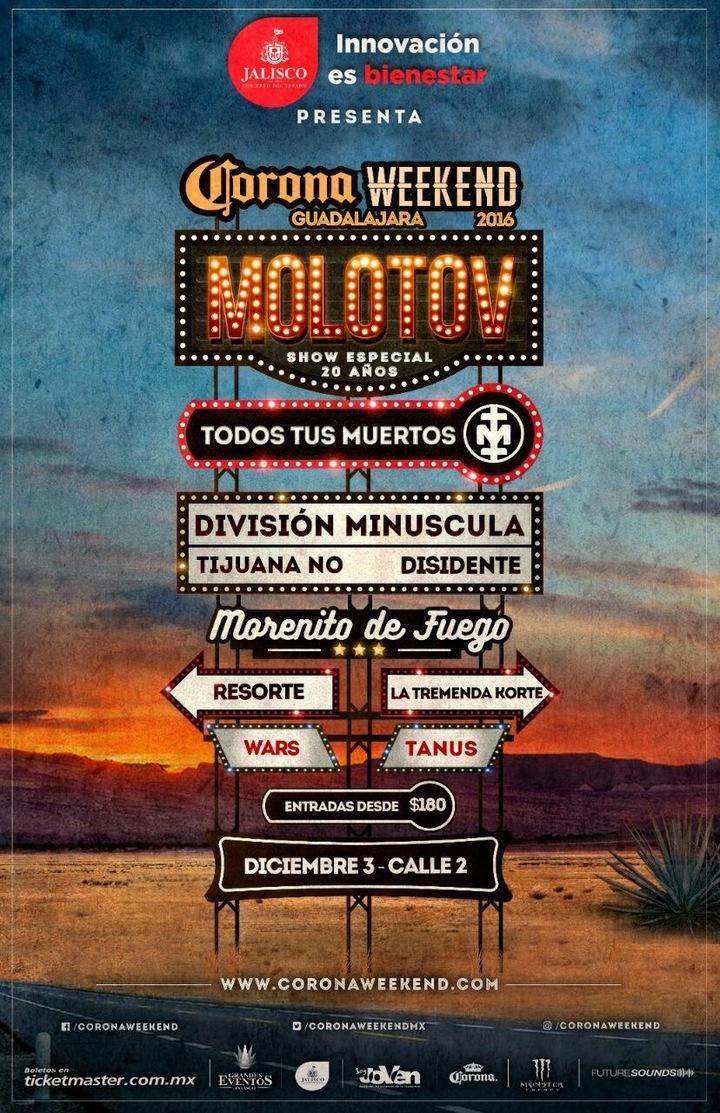 Resorte oficial @ Calle 2  - Guadalajara, Mexico