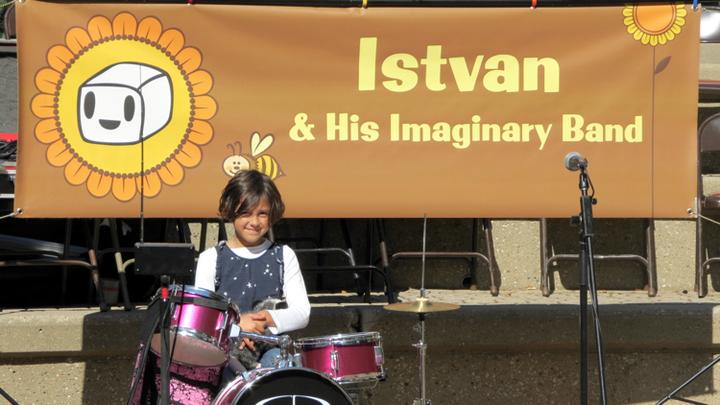 Istvan & His Imaginary Band @ TBA - Niles, IL