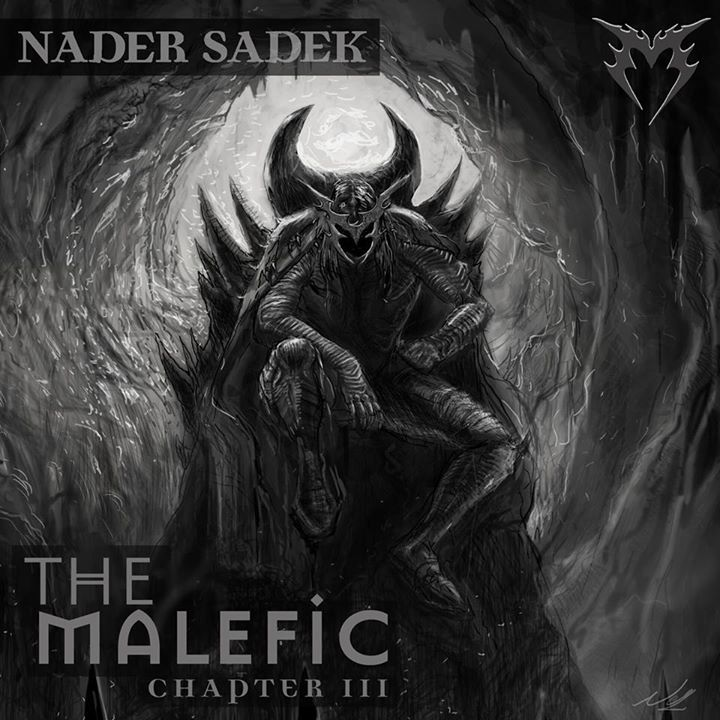 Nader Sadek : In the Flesh Tour Dates
