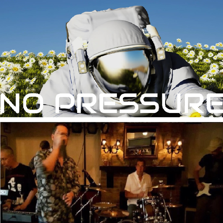 No Pressure @ The Swan  - Crawley, United Kingdom