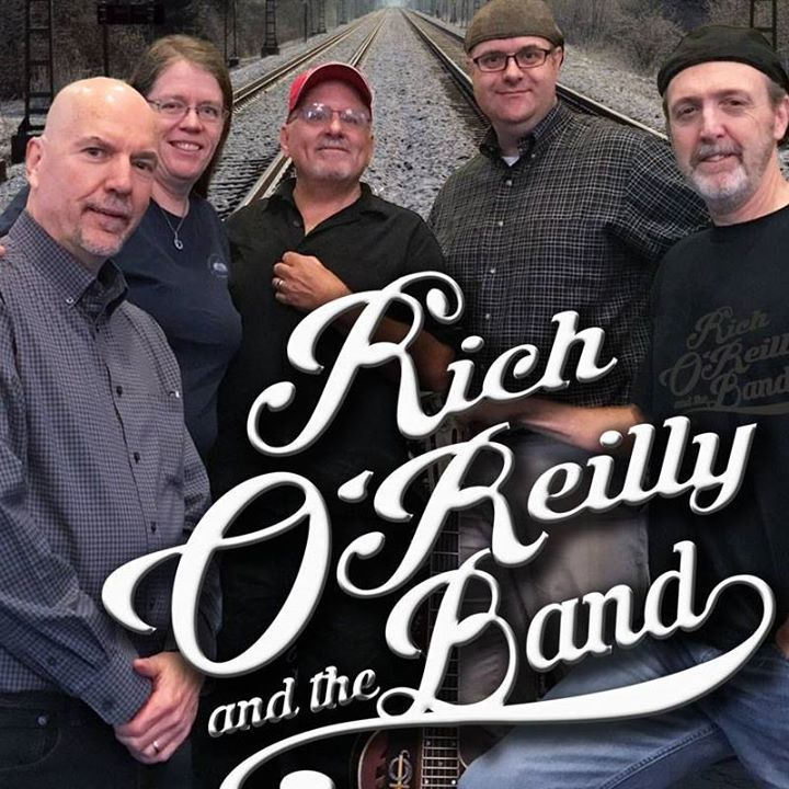 Rich O'Reilly Tour Dates