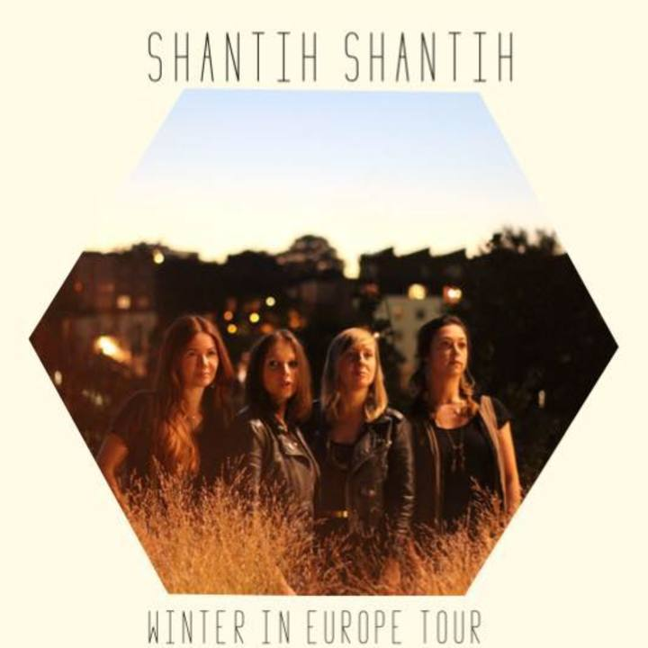 Shantih Shantih Tour Dates