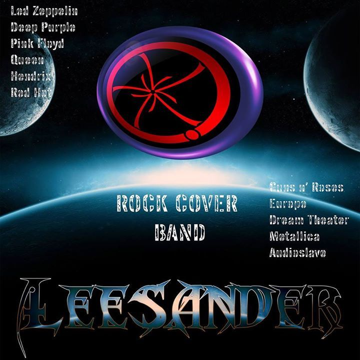 Leesander Tour Dates