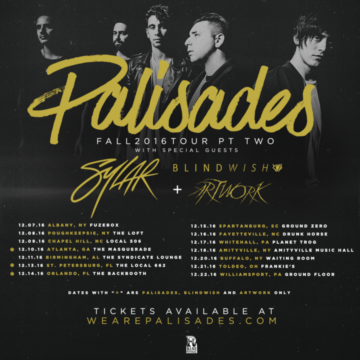 Palisades @ Backbooth - Orlando, FL