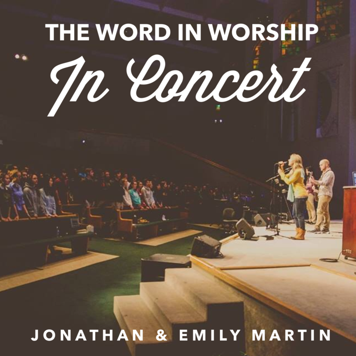 Jonathan and Emily Martin @ First Baptist Church - Nacogdoches, TX
