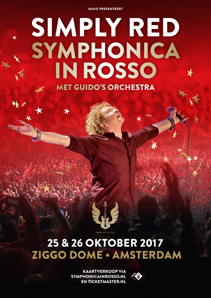 Simply Red @ Ziggo Dome - Amsterdam-Zuidoost, Netherlands