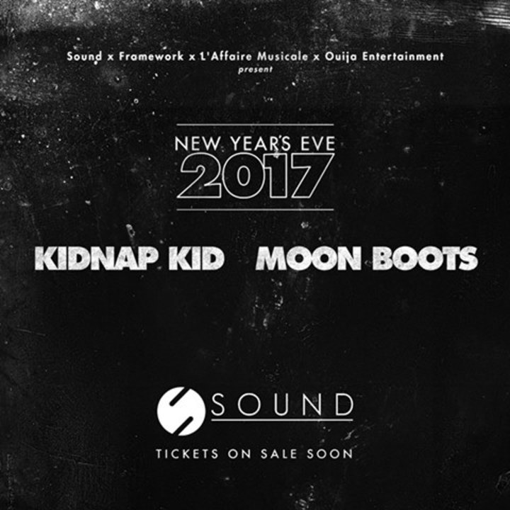 Moon Boots @ Sound - Los Angeles, CA