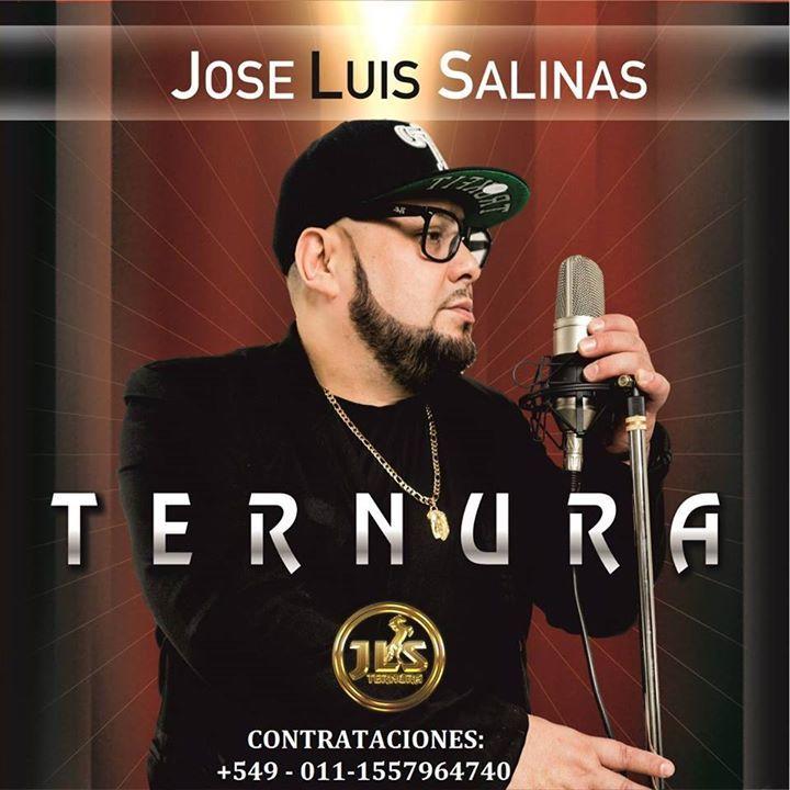 Jose Luis Salinas Ternura Oficial Tour Dates