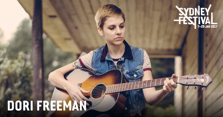 Dori Freeman @ Sydney Festival - Sydney, Australia