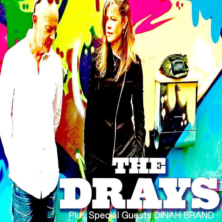 The Drays Tour Dates