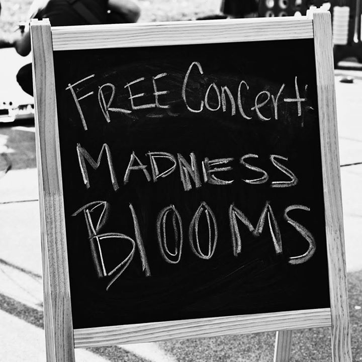 Madness Blooms Tour Dates