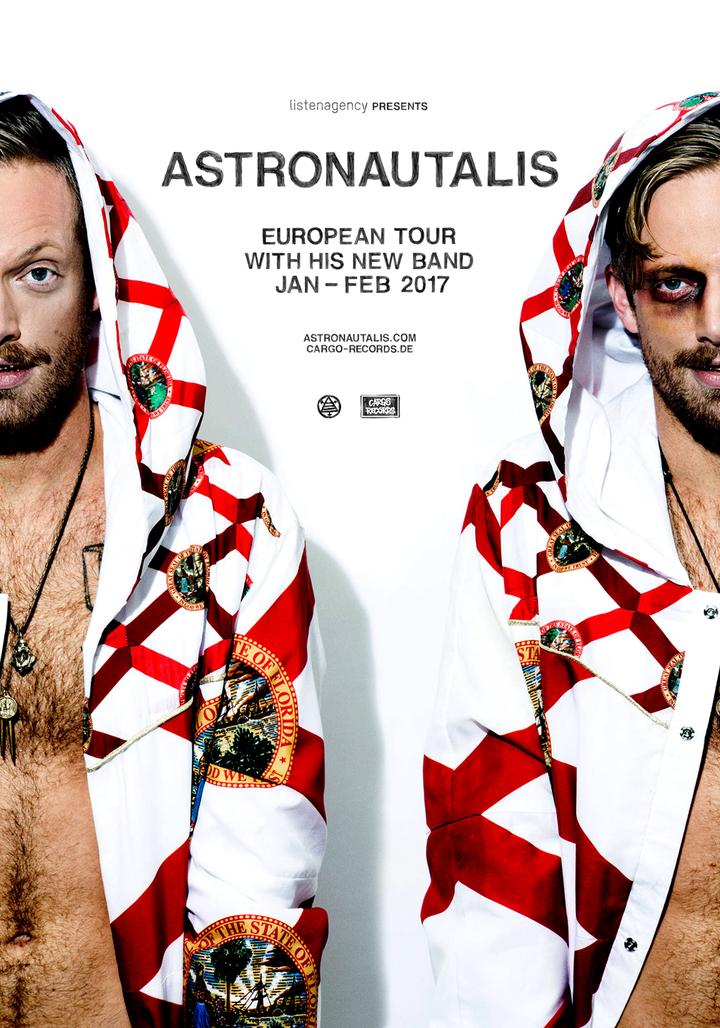 Astronautalis @ Trix - Antwerp, Belgium