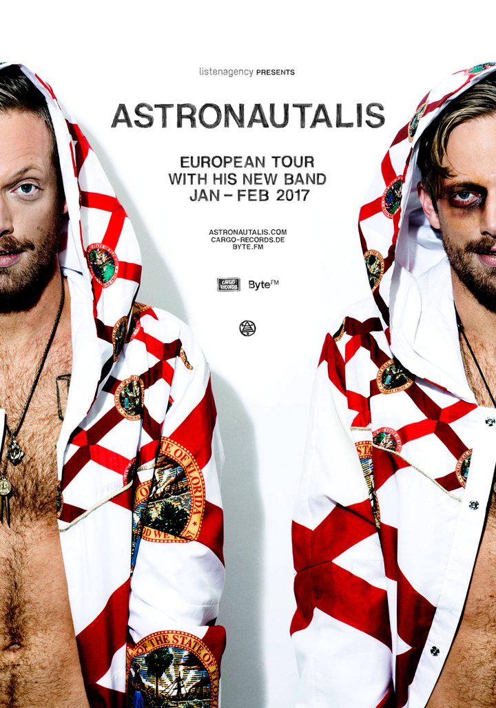 Astronautalis @ One Million Festival - Baden, Switzerland