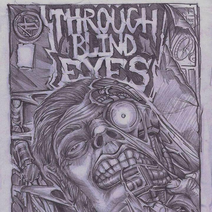 Through Blind Eyes Tour Dates
