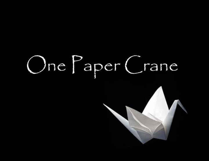 One Paper Crane Tour Dates