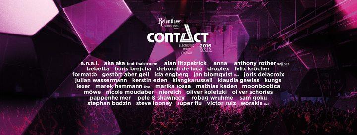 Marika Rossa @ Contact Festival, Zenith hallen - Munchen, Germany