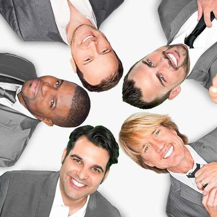 Rockapella @ Stockbridge Theater - Derry, NH