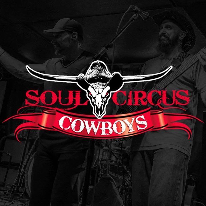 Soul Circus Cowboys Tour Dates