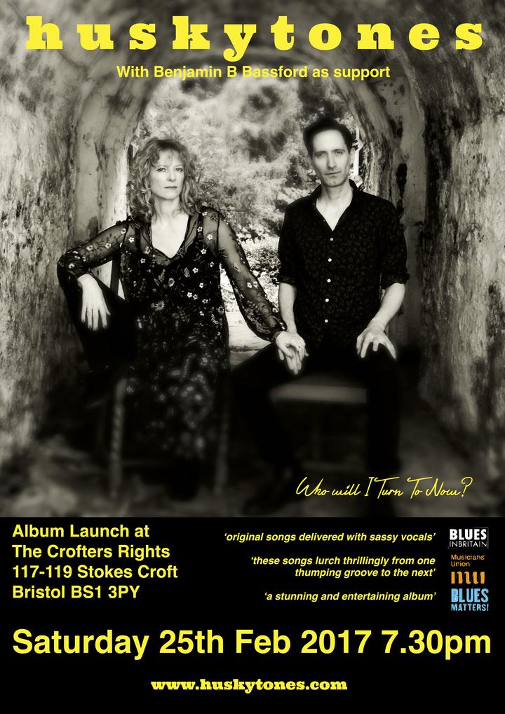 Husky Tones @ The Crofters Rights - Bristol, United Kingdom