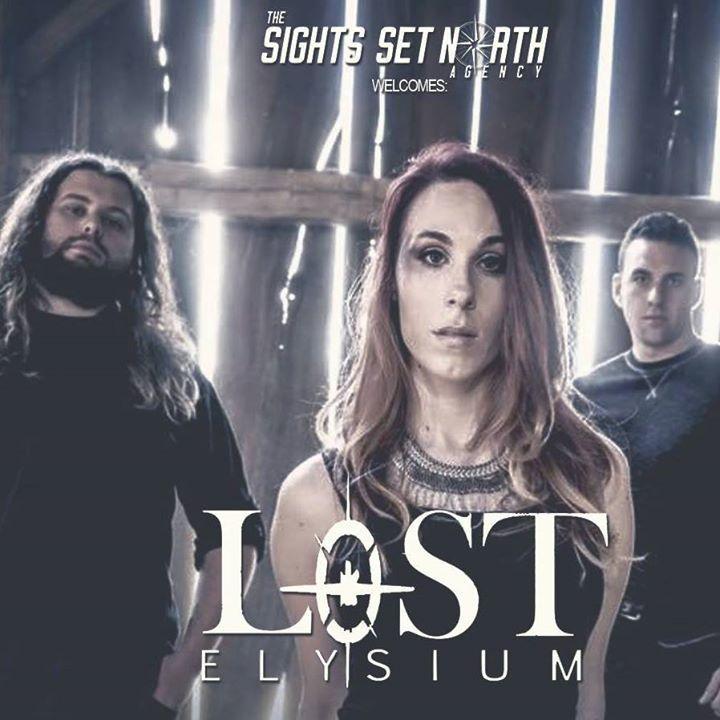 Lost Elysium Tour Dates