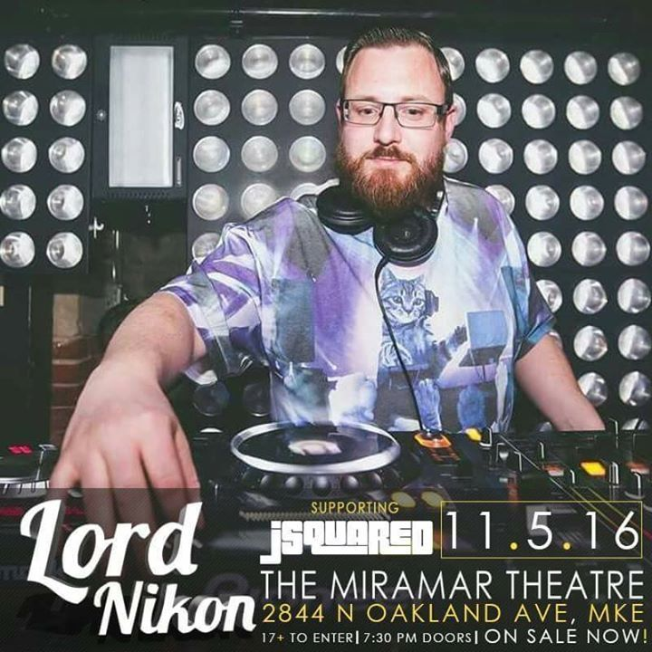 Lord Nikon Tour Dates
