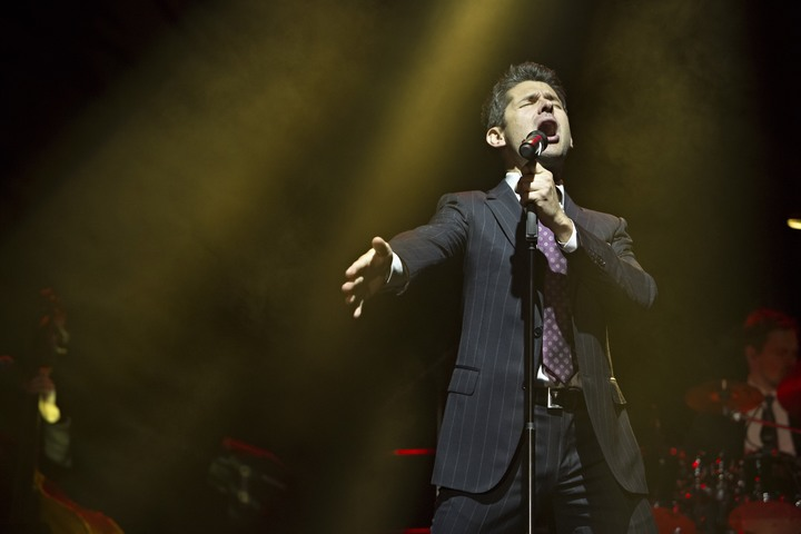 Matt Dusk @ The Burlington Performing Arts Centre  - Burlington, Canada