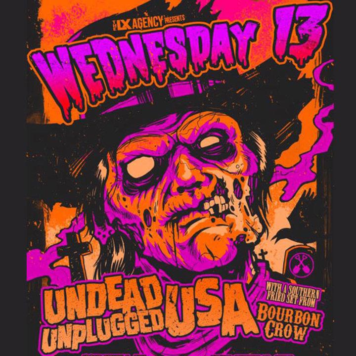 Wednesday 13 @ Rockpile - Toronto, Canada